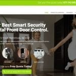Atlantic Smart Homes - Web home Built by Eagle Digital Media